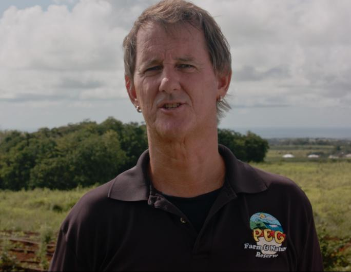Biodynamic agriculture workshop ambassador Paul Bourne