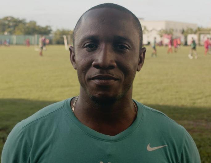 Soccer Camp - Renaldo Gilkes